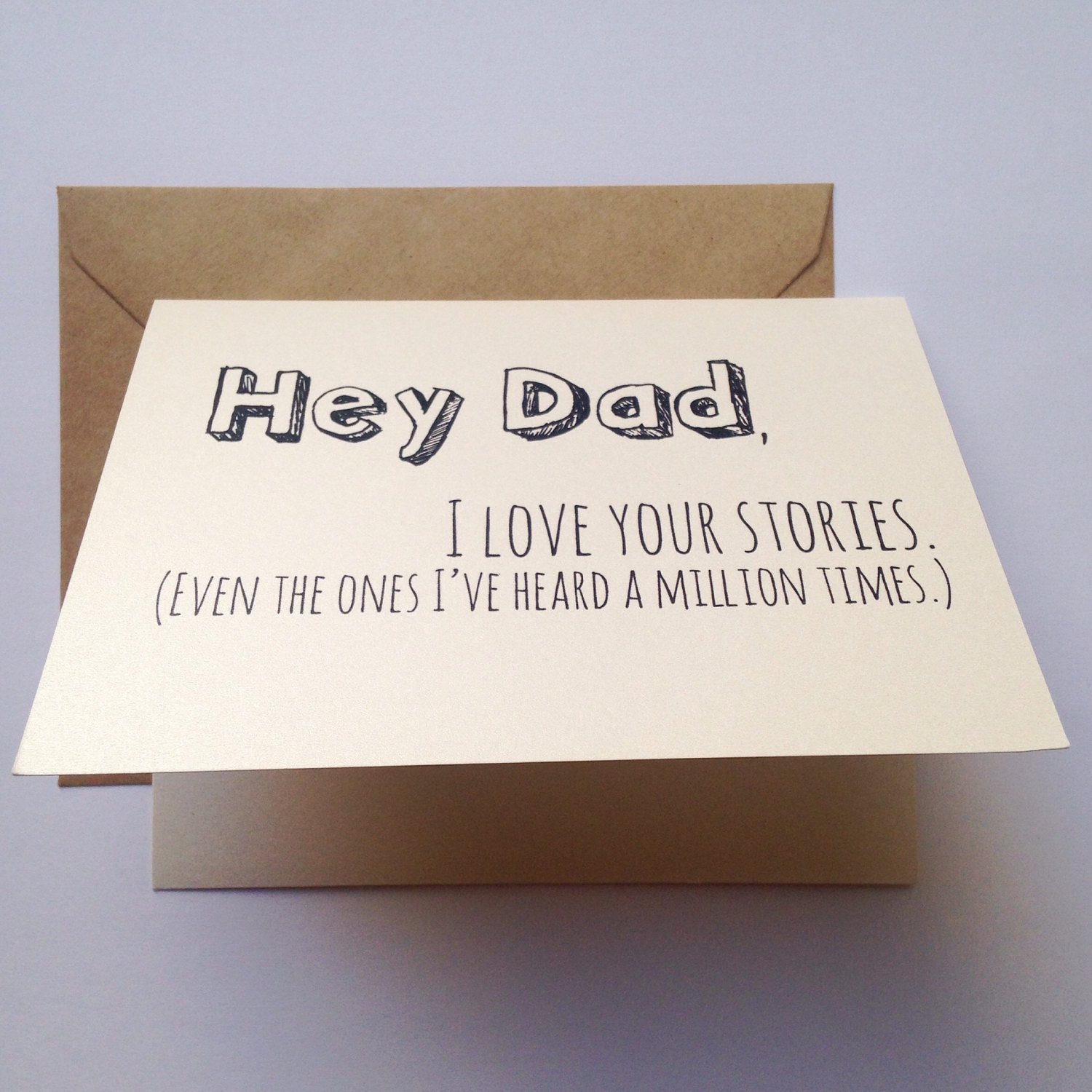 Dad Card Fathers Day Card Dad Birthday Card Funny