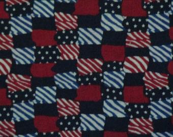 2 Yards Flag Mini Print
