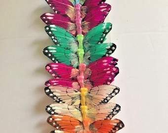 """3"""" Beautifully handcrafted  butterflies"""