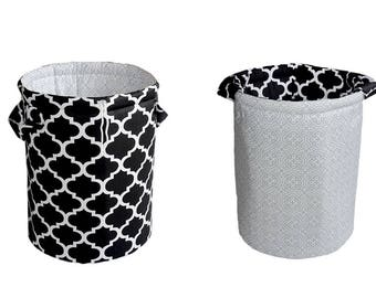 Reciprocal Huge Toy Basket XL - Choose your fabric!