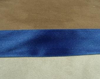 SATIN Ribbon - 2.5 cm - Royal Blue