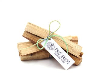 Palo Santo Wood, Palo Santo Stick x 3, Holy Wood, Meditation, Palo Santo sticks, Natural Incense, Palo Santo Oil, Palo Santo Smudge