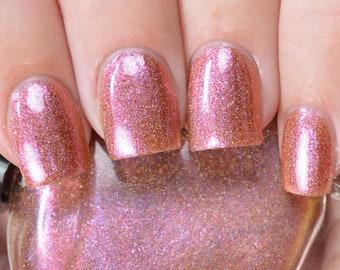 kanesha - a glitter polish in all its glory