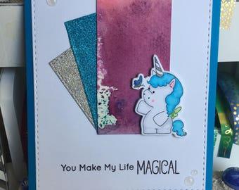Encouragement, Friendship or Love Card