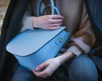le jour, leather bag - Designed in Paris