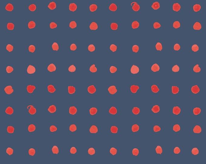 Wanderlust - Sun Spots from Monaluna Fabrics - Organic Cotton Lawn Fabric