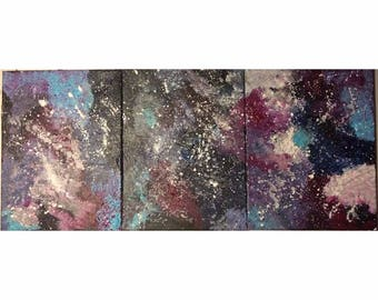 Custom Space Paintings