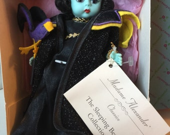 Madame Alexander The Sleeping Beauty Collection  Evil Sorceress