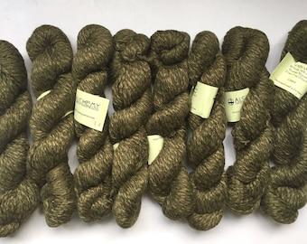 50% Off Alchemy Wabi Sabi Silk Wool Bulky Lizard 86 Yards