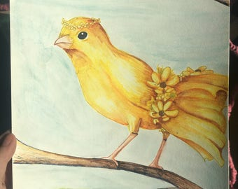 The Yellow Canary