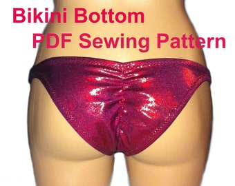 Bikini Bottom (5 Sizes)