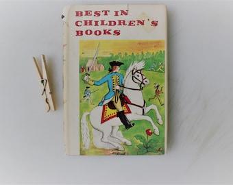 Best in Children's Books, Volume 18, 1959 Classic Children's Stories and Fables, Aesop, D'Aulaire, Flack, Gruelle, Stevenson, Congo