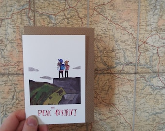 The Peak District Card
