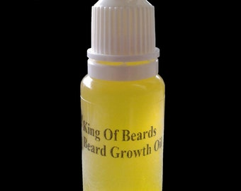 10ml Organic Beard Growth Oil 57 flavors shaving kit ** UK DE BLADE **