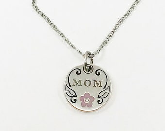 Mother's Day Necklace, Charm Necklace, Jewelry