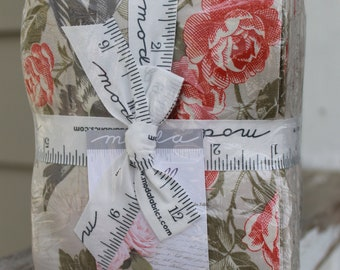 Quill by 3 Sisters for Moda ~ 40 Fat Quarters ~ Florals