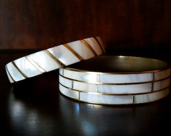 Mother of Pearl Bracelets