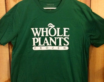 Terpshop Whole Plants Tee (Green/White)