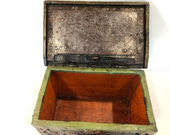German Strong box 18 Century