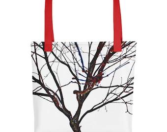 Maple Tree Tote Bag