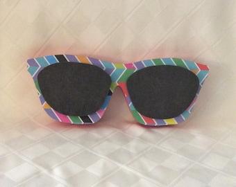 Sunglasses, summer decor, seasonal decor
