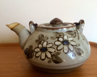 Otagiri Earthenware Teapot, Vintage