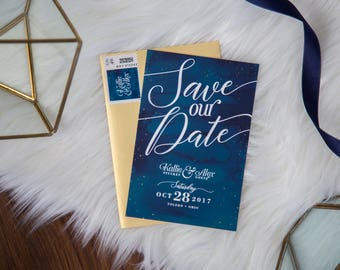 Save the Date - Personalized