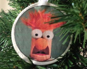 Muppets Beaker Ornament