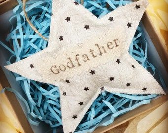 Will you be my Godfather, Godfather Gift
