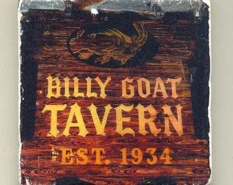 Billy Goat Tavern - Original Coaster