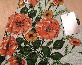pinafore dress size 1
