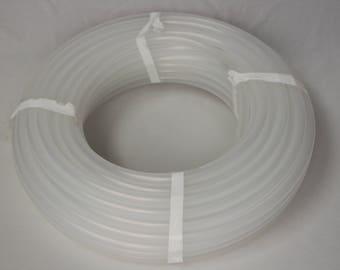 "5/8"" OD Polypro - 10ft, 50ft, or 100ft coil - Performance Hula Hoop Tubing - Hula Hoop Supplies - High Density Polyethylene"
