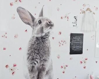 Vinyl Wall Sticker Decal Art - Bunny