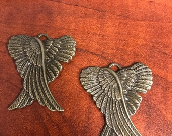 Bronze wings