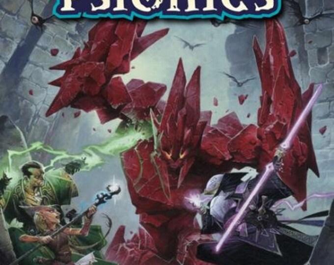 Pathfinder RPG: Ultimate Psionics - Dreamscarred Press