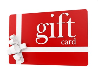 Art-Tec Prints Gift Certificate, Gift Card, Gift Certificate-Last Minute Gift-Same Day Shipping, E-Card, For Art-Tec Prints buyers Only