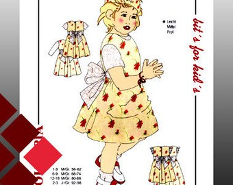 Patterns, 0811, Dress (1113)