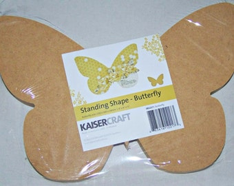 Butterfly Standing Shape by Kaisercraft
