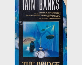 The Bridge, by Iain M. Banks (Trade Paper)
