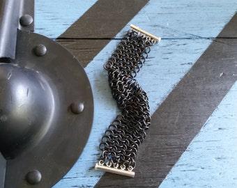 Shieldmaiden Bracelet black