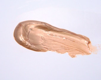 6g Mineral Lip Gloss - Bare Metal Lip Gloss - Metallic Nude