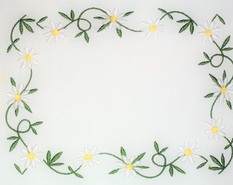 Embroidered Quilt labels