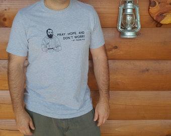 Padre Pio T-Shirt - Unisex T-Shirt