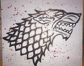 House Stark Sigil /Game of Thrones