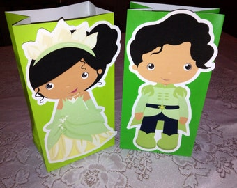 Little Princess and Prince Party Goody Bags