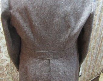 1960s/1970s Belt Back jacket Wool