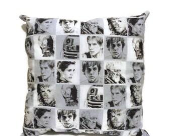 Star Wars character decorative stuffed pillow