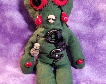 Revenge Doll, Voodoo Doll, I Want Revenge, Juju Doll, Poppet, Witchcraft, Pagan