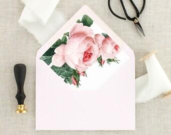 Lined Envelopes - Envelopes for Invitations - Envelopes for Wedding Invitations - Envelopes With Liner - Wedding Envelopes - Envelope Liner