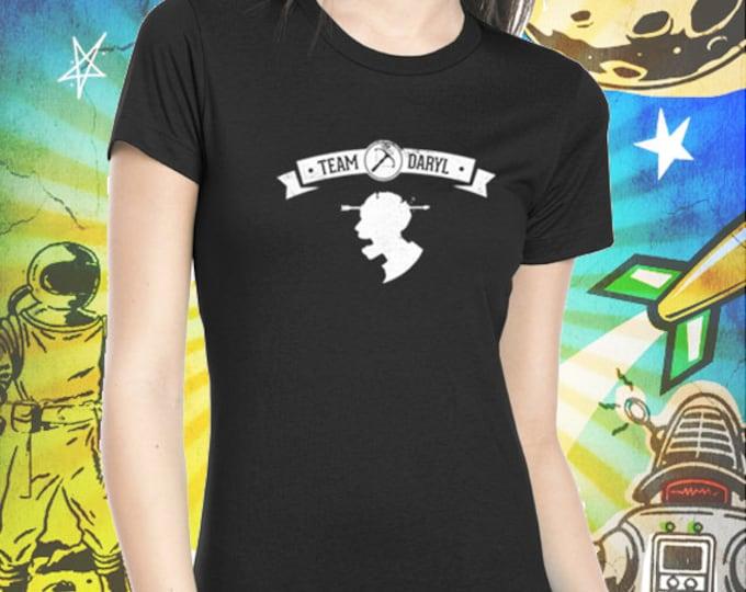 The Walking Dead / Team Daryl / Women's T-Shirt